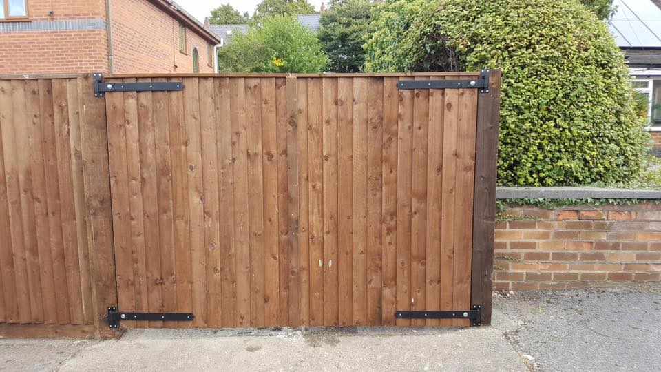 Gate Paving And Fencing By Beechdale Fencing Ltd Of